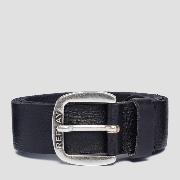 Smooth leather Replay belt - Replay AM2572_000_A3003E_299_1