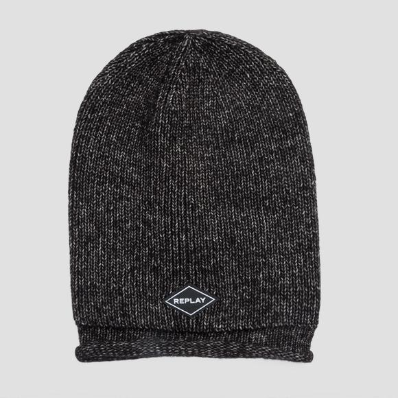 Cotton beanie - Replay AM4172_001_A7059A_182_1