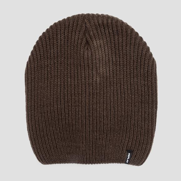 Basic knit beanie - Replay AM4173_001_A7003_123_1