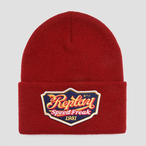 SPEED FREAK beanie - Replay AM4207_000_A7003_260_1