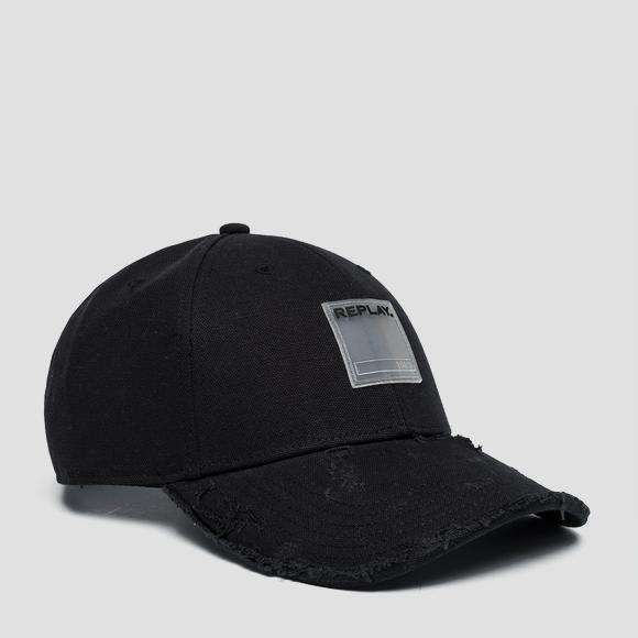 Casquette effet used - Replay AM4222_000_A0076_098_1