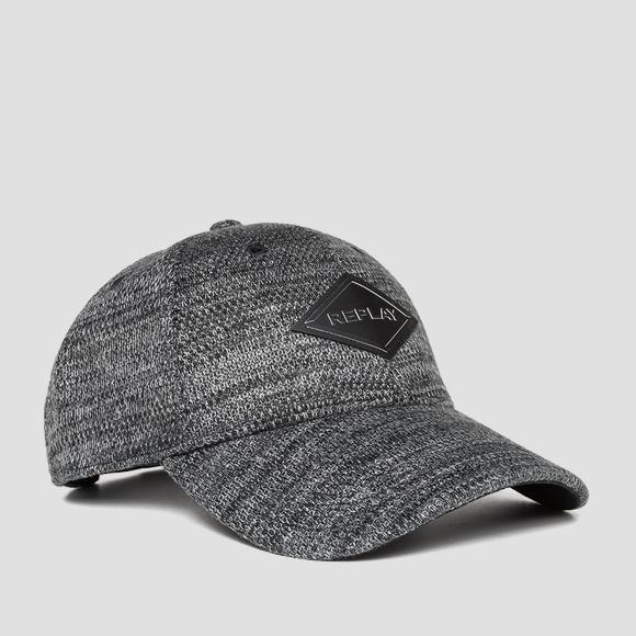 Melange tricot cap - Replay AM4232_000_A7000_016_1