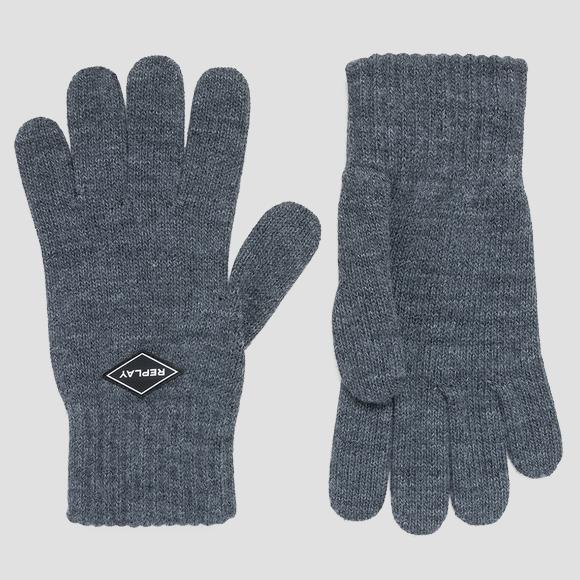 Knit gloves - Replay AM6046_000_A7003_016_1