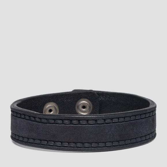 Nubuck leather bracelet - Replay AM7044_000_A3052_098_1