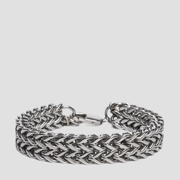 REPLAY bracelet with double weave - Replay AM7060_000_A6003_899_1