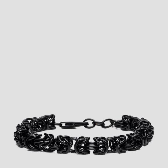 Bracelet with weaved links - Replay AM7062_000_A6003_850_1
