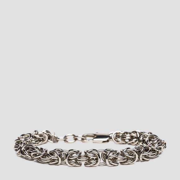 Bracelet with weaved links - Replay AM7062_000_A6003_899_1