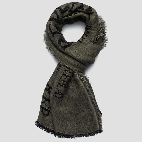 Scarf with REPLAY print - Replay AM9223_000_A0317B_057_1