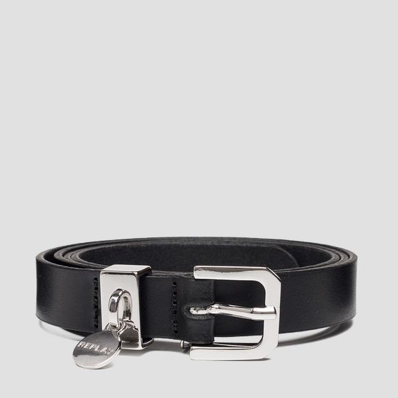 REPLAY belt with charm - Replay AW2539_000_A3025_098_1