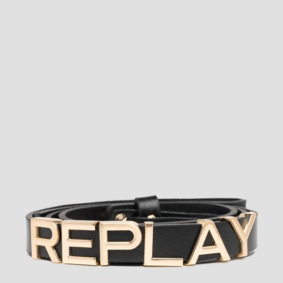 REPLAY thin belt - Replay AW2549_000_A3025_098_1