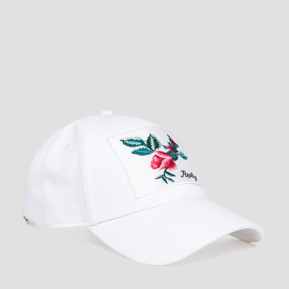 ROSE LABEL cap with bill - Replay AW4259_000_A0113_001_1