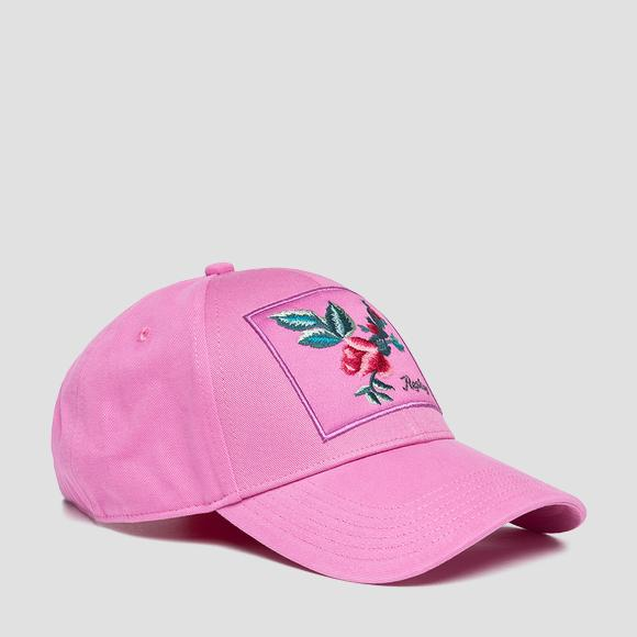 ROSE LABEL cap with bill - Replay AW4259_000_A0113_320_1