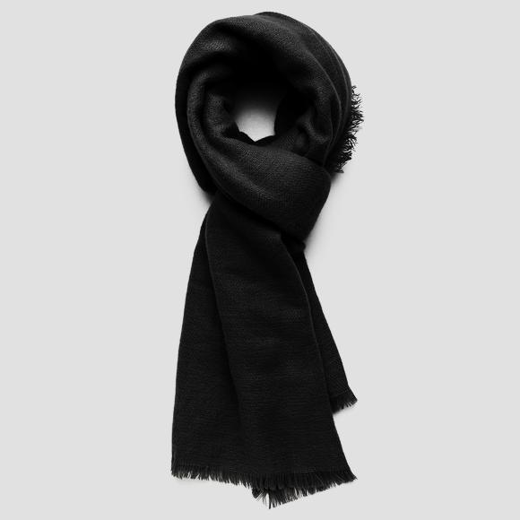 Fringed scarf - Replay AW9205_000_A0165B_098_1