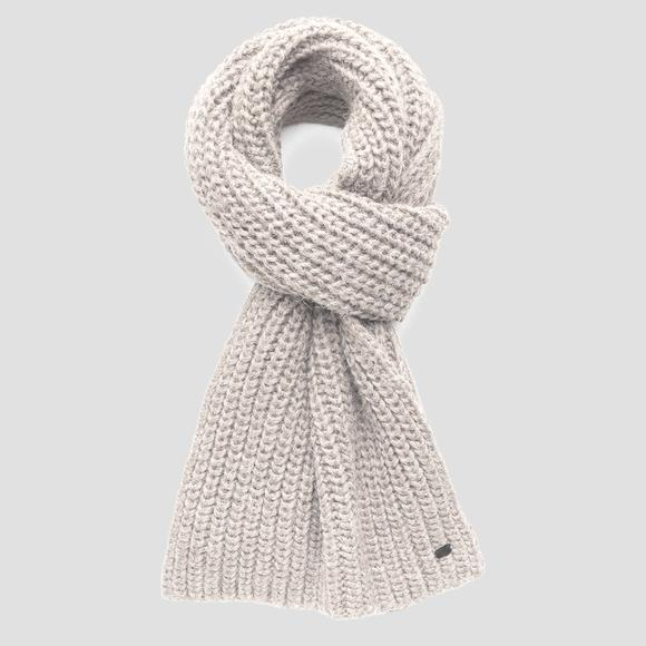 Knit scarf - Replay AW9250_000_A7039_054_1