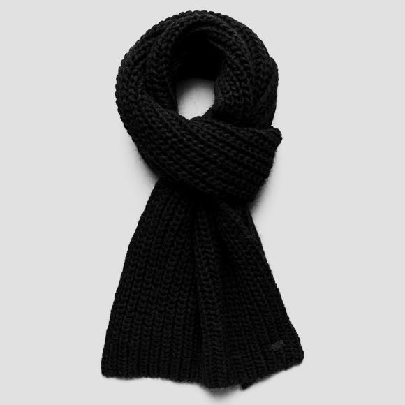 Knit scarf - Replay AW9250_000_A7039_098_1