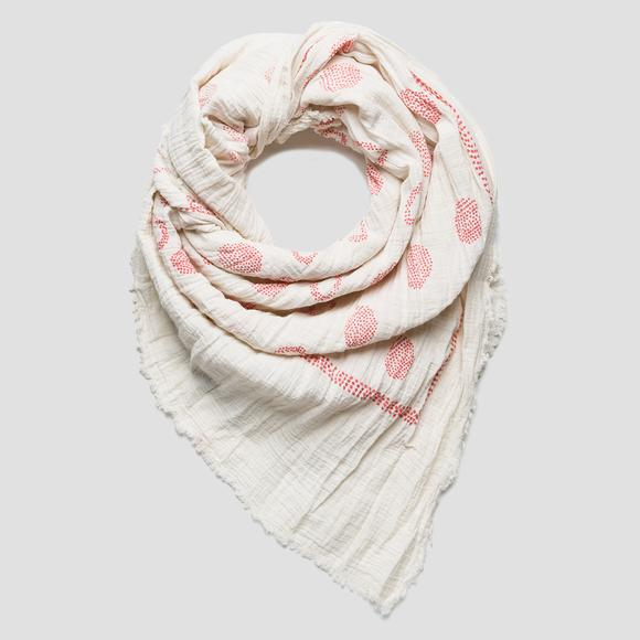 Crinkle scarf - Replay AW9256_000_A0199C_1344_1