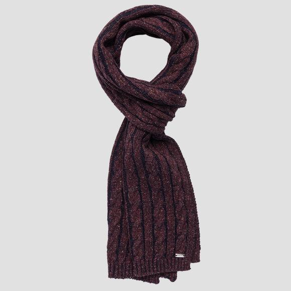 Ribbed scarf REPLAY - Replay AW9268_000_A7098_253_1