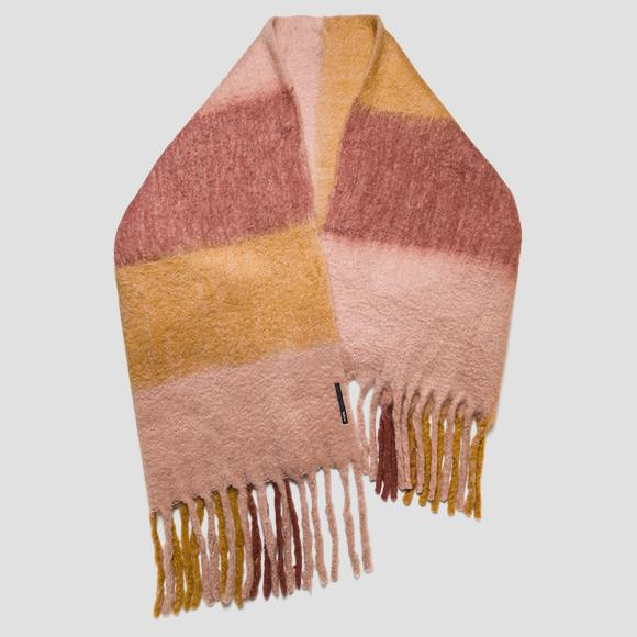 Wool blend scarf REPLAY - Replay AW9270_000_A0310_1387_1