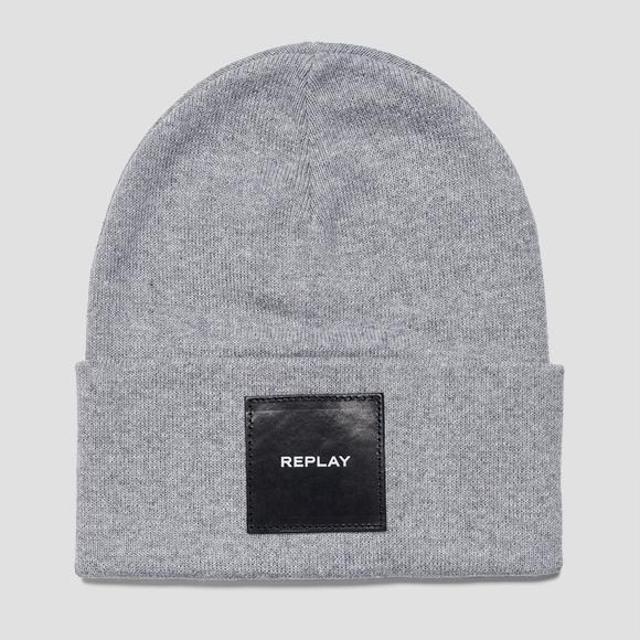 Turn-up REPLAY beanie - Replay AX4167_001_A7059_016_1