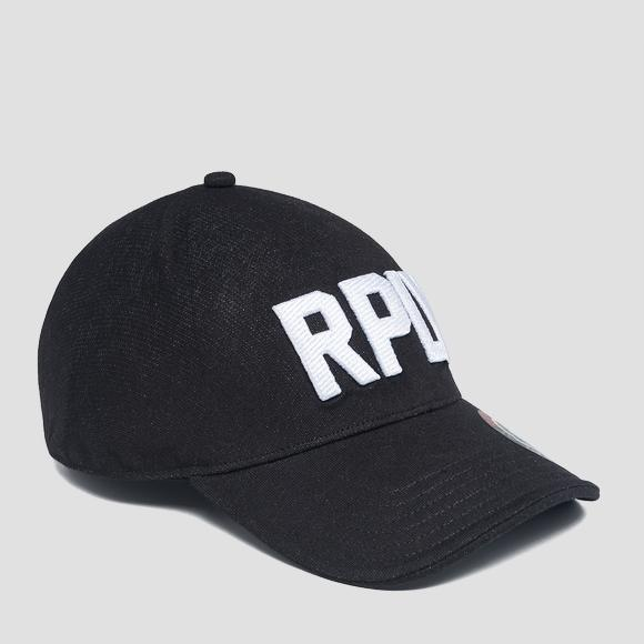 Cap RPLY denim - Replay AX4175_000_A0397_299_1