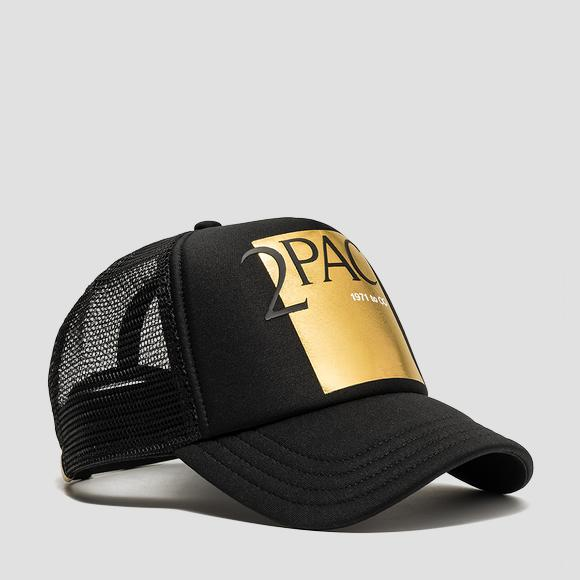 Cap Replay Tribute Tupac Limited edition - Replay AX4279_000_A0321_098_1