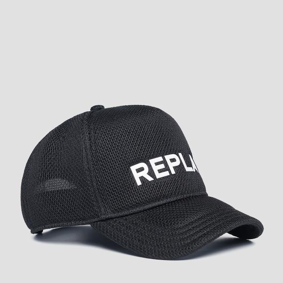 Cap with mesh - Replay AX4285_000_A0269_098_1