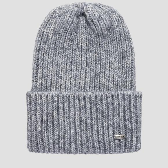REPLAY recycled ribbed beanie - Replay AX4294_000_A7094_015_1