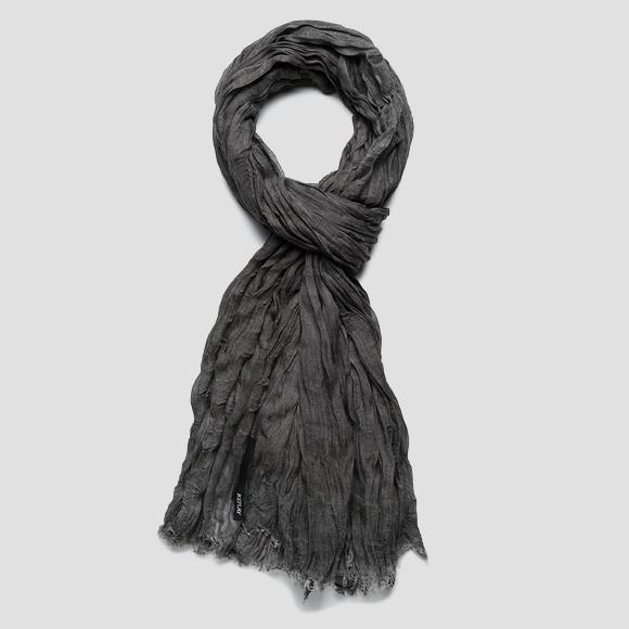Scarf in modal with faded effect - Replay AX9222_000_A0199B_098_1