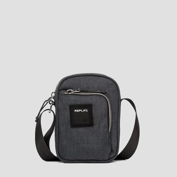 Shoulder bag with pocket - Replay FM3403_000_A0343_299_1