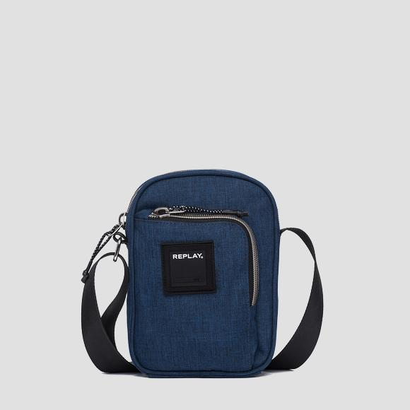 Shoulder bag with pocket - Replay FM3403_000_A0343_499_1