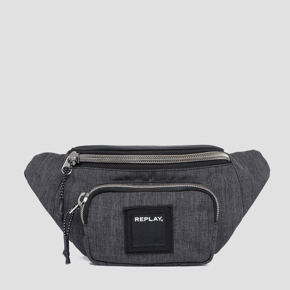 Waist bag with pocket - Replay FM3404_000_A0343_299_1