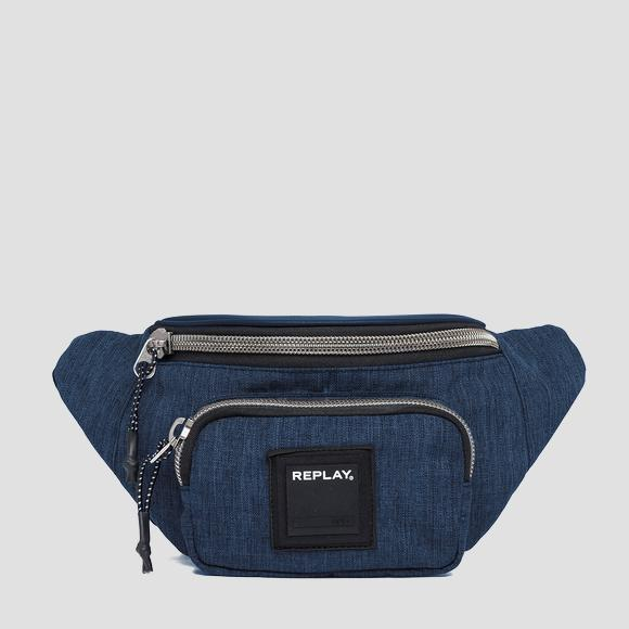 Waist bag with pocket - Replay FM3404_000_A0343_499_1