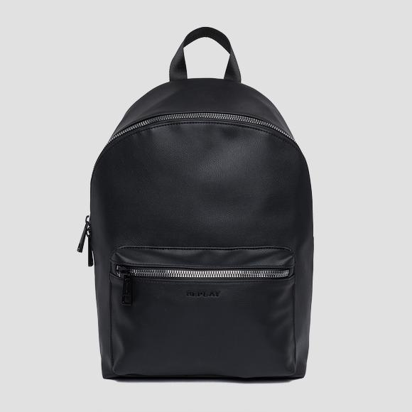 Eco-leather backpack - Replay FM3407_000_A0015_098_1