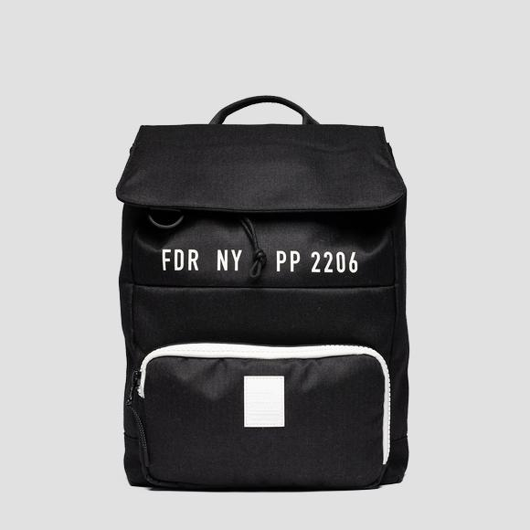 REPLAY SPORTLAB padded backpack - Replay FM3454_002_A0432_034_1