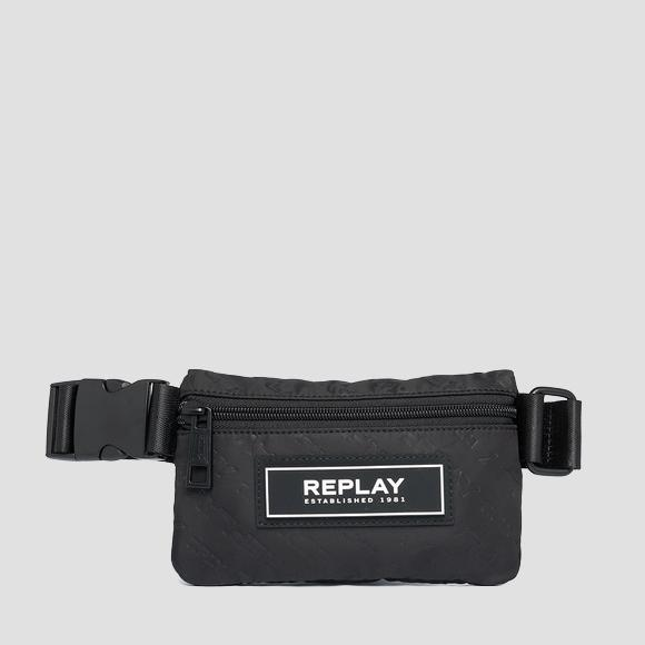 REPLAY ESTABLISHED 1981 waist bag - Replay FM3503_000_A0435A_098_1