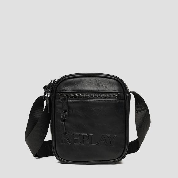 REPLAY crossbody bag with zipper - Replay FM3514_000_A0365A_098_1