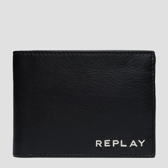 Leather wallet - Replay FM5178_000_A3146_098_1