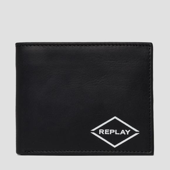 Rectangular wallet REPLAY - Replay FM5200_000_A3178_098_1