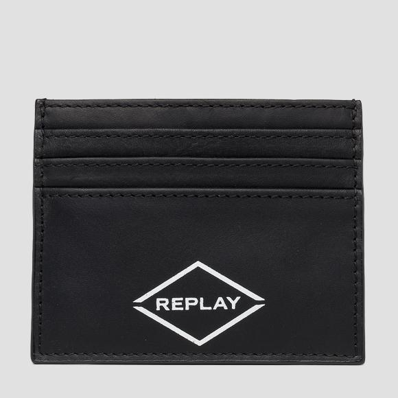 REPLAY card holder - Replay FM5202_000_A3178_098_1