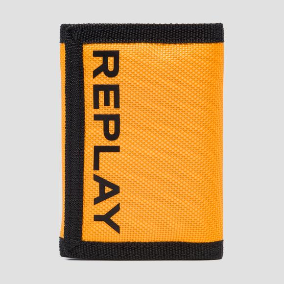 Nylon wallet REPLAY - Replay FM5203_000_A0330_160_1