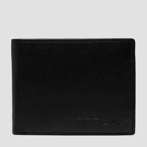 REPLAY leather wallet - Replay FM5232_000_A3063_098_1