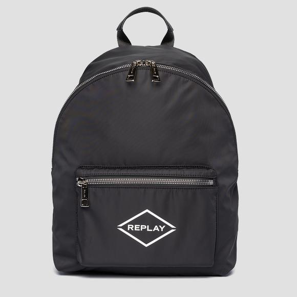 Nylon backpack REPLAY - Replay FU3071_000_A0021B_098_1
