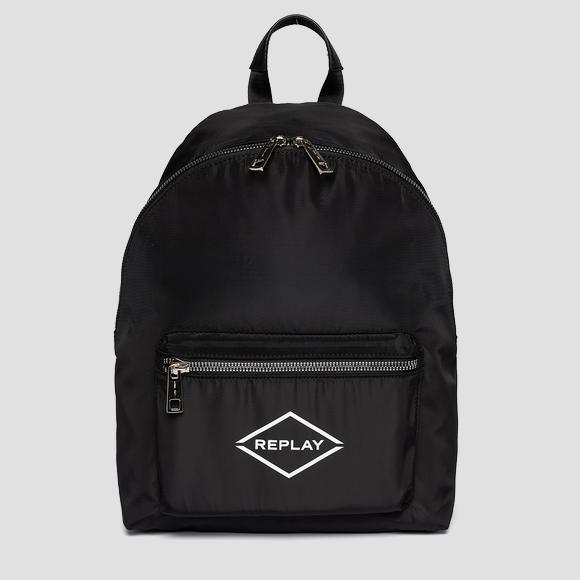 REPLAY backpack in nylon - Replay FU3071_002_A0435_098_1