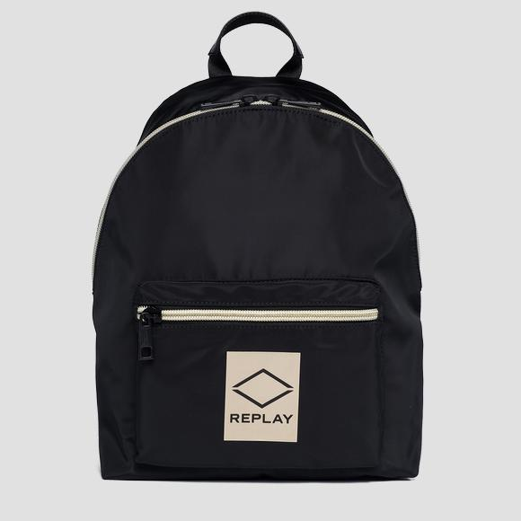 REPLAY backpack in recycled poly - Replay FU3074_000_A0435_098_1