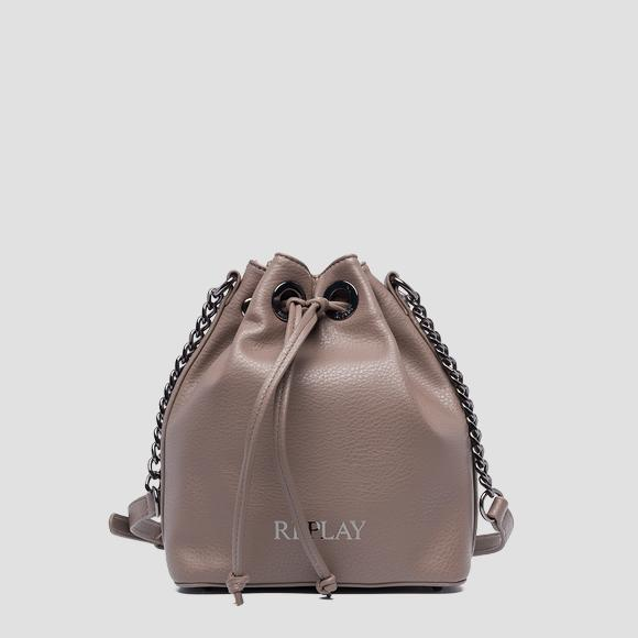 REPLAY bucket bag with strap FW3005_000_A0132D_109_1