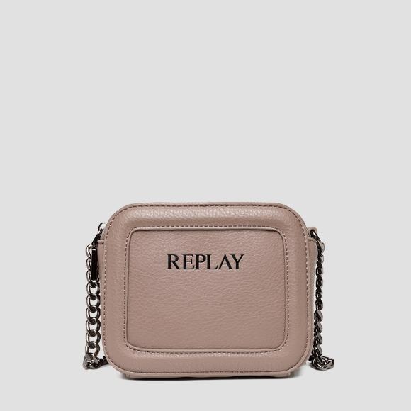 Zipped crossbody bag - Replay FW3006_000_A0132D_109_1