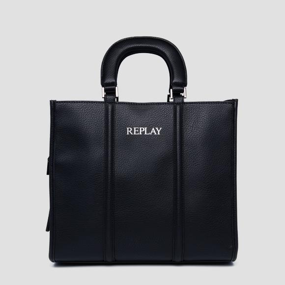 REPLAY tote bag - Replay FW3007_000_A0132D_098_1