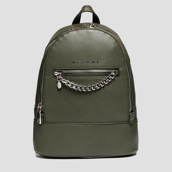 Backpack with charm REPLAY - Replay FW3013_001_A0132D_419_1
