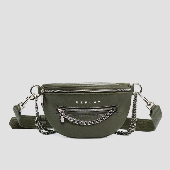 Waist bag with charm REPLAY - Replay FW3014_001_A0132D_419_1