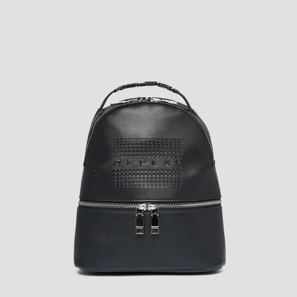 REPLAY zipped backpack - Replay FW3085_000_A0420_098_1
